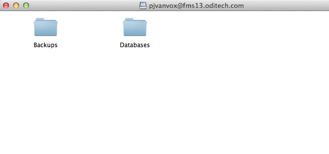 Display files